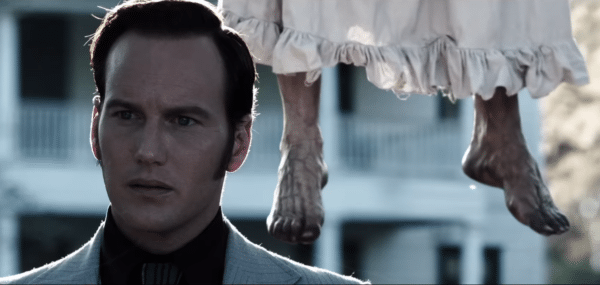 October Horrors 2018 Day 7 The Conjuring 2013