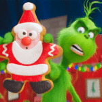 Scheme big with new trailer and poster for The Grinch