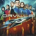 Seth MacFarlane's The Orville: The Complete First Season DVD details announced
