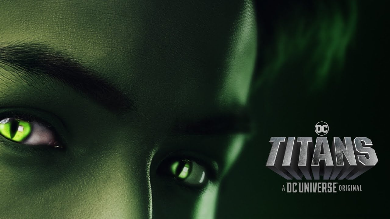 Titans Gets Four New Banners Featuring Robin Beast Boy