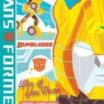 Preview of Transformers: Bumblebee – Win If You Dare