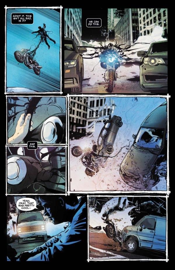 Marvel releases free Venom movie tie-in comic, read it here