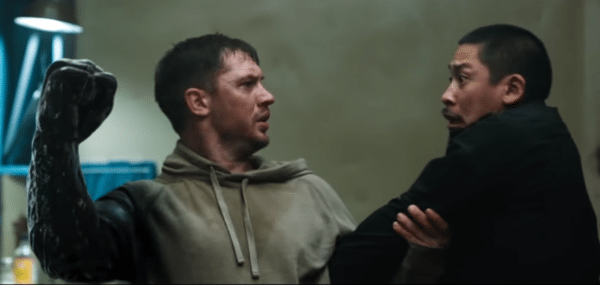 Tom Hardy And Michelle Williams Featured In New Venom Clips