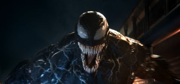 Venom concept art shows an early alternate design for the symbiote