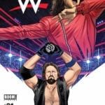 Comic Book Review – WWE #21