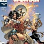 Preview of Wonder Woman #54