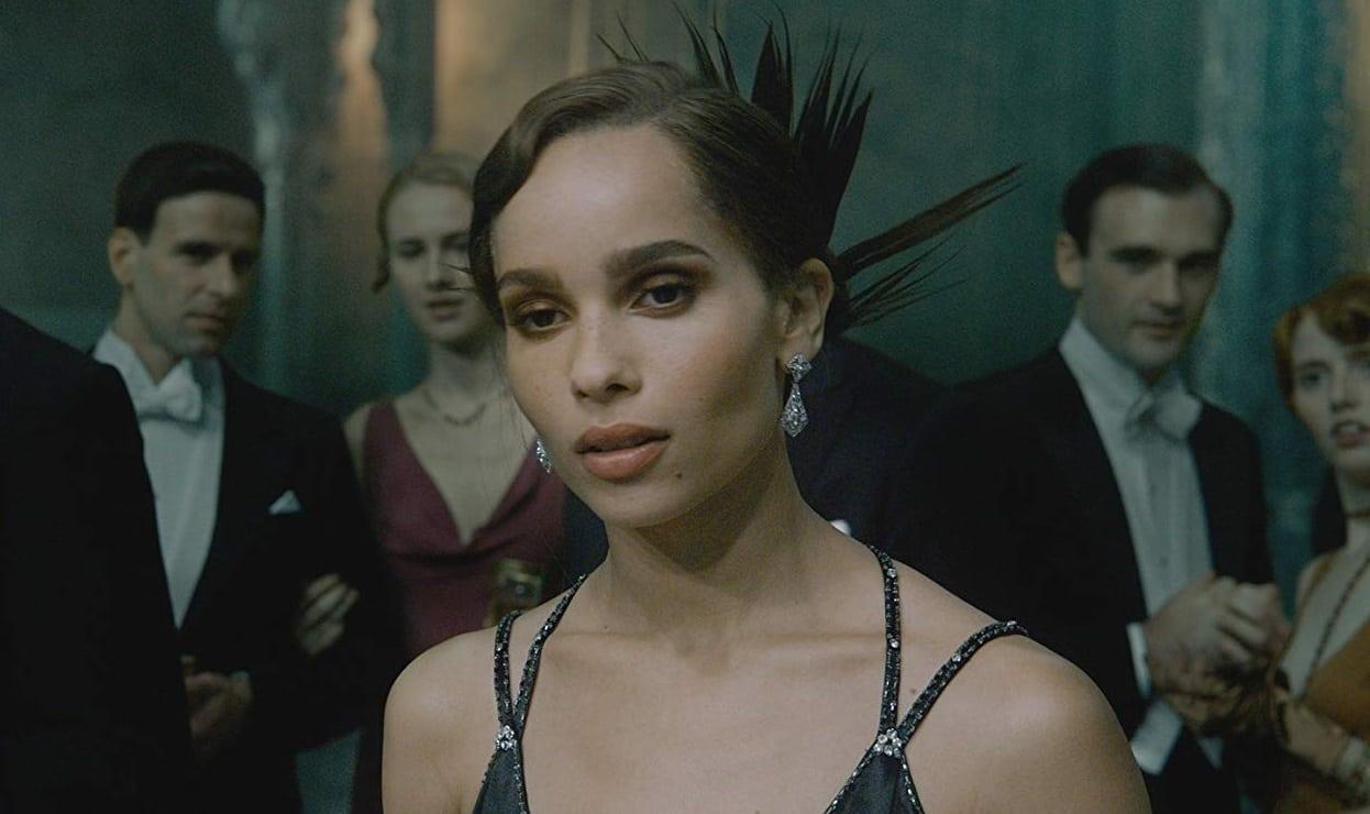 Zoe Kravitz cast as Catwoman in The Batman