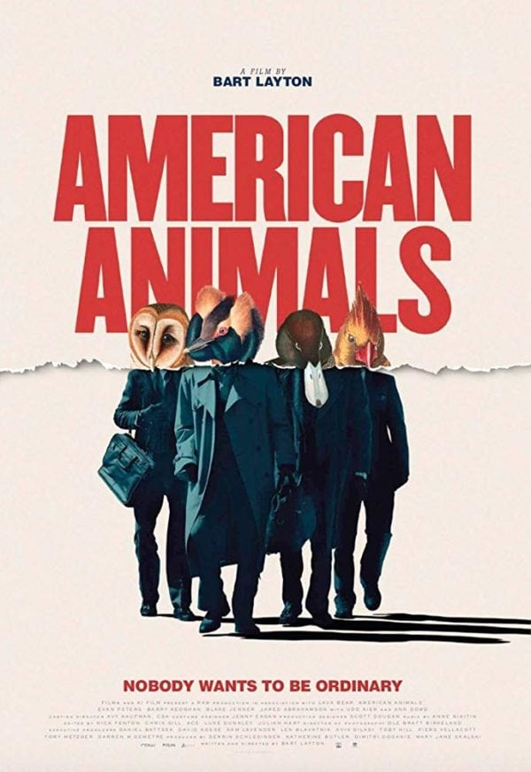 Image result for American Animals 2018