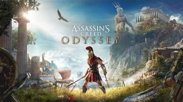 Assassin S Creed Odyssey Gets An Epic Launch Trailer