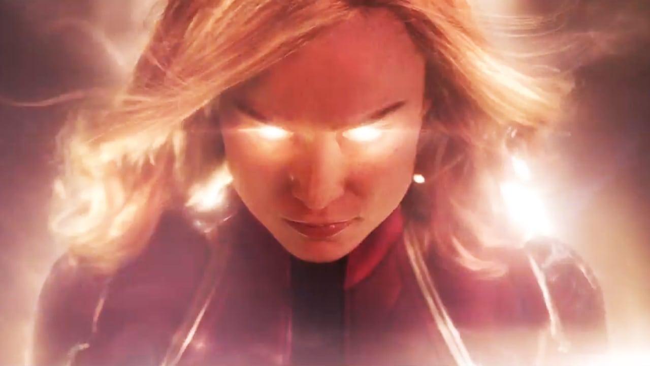 Ana Ayora Age the flickering myth reaction to the captain marvel teaser