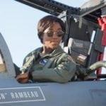 Lashana Lynch discusses her Captain Marvel role as Maria 'Photon' Rambeau
