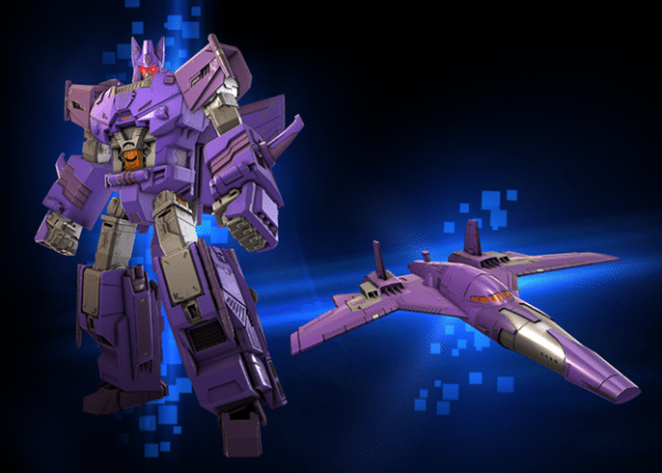 Cyclonus joins Transformers: Forged to Fight in latest update