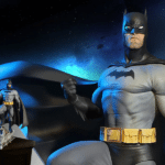 Batman joins Tweeterhead's Super Powers Collection with new maquette