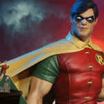 Tweeterhead's Super Powers Collection Robin maquette unveiled
