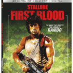 Rambo coming to 4K Ultra HD with First Blood, Rambo: First Blood Part II and Rambo III