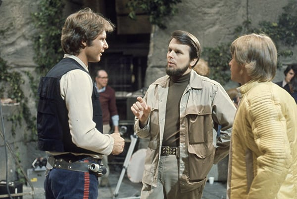 R.I.P. Star Wars producer Gary Kurtz (1940 - 2018)