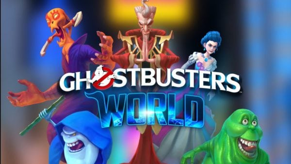 Ghostbusters World now available on Android and iOS