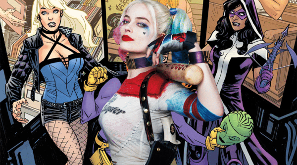 Harley Quinn is Back in First Birds of Prey Movie Teaser!
