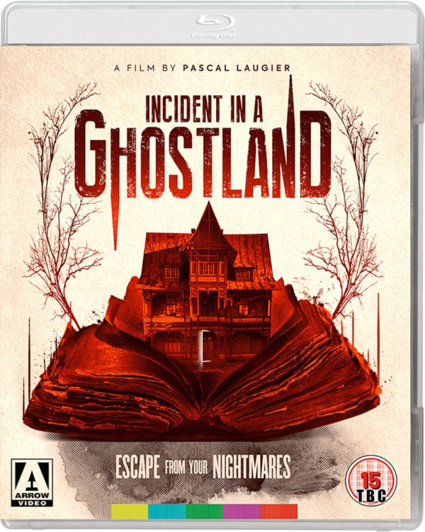 Giveaway - Win Incident in a Ghostland on Blu-ray - NOW CLOSED