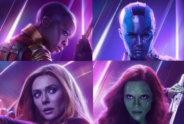 First Captain Marvel trailer to arrive on Tuesday