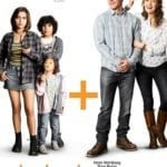 New poster for Mark Wahlberg and Rose Byrne comedy Instant Family