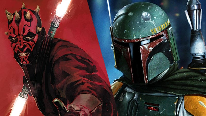 Darth Maul actor Ray Park interested in a Star Wars team-up movie with Boba Fett