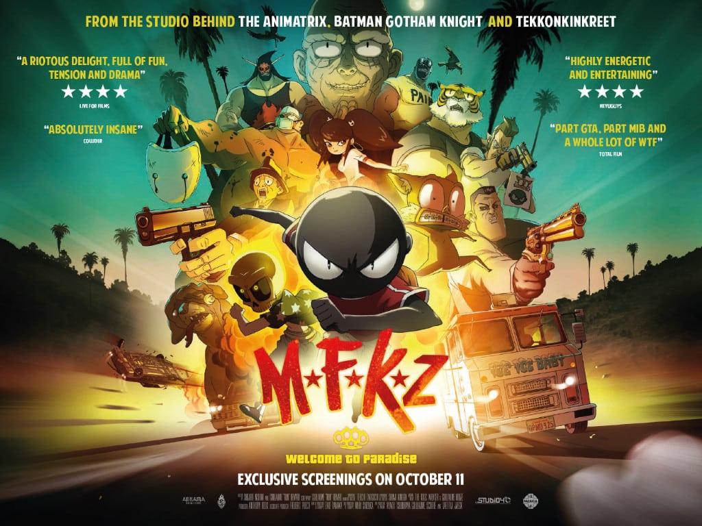 Image result for MFKZ