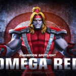 Omega Red comes to Marvel Contest of Champions