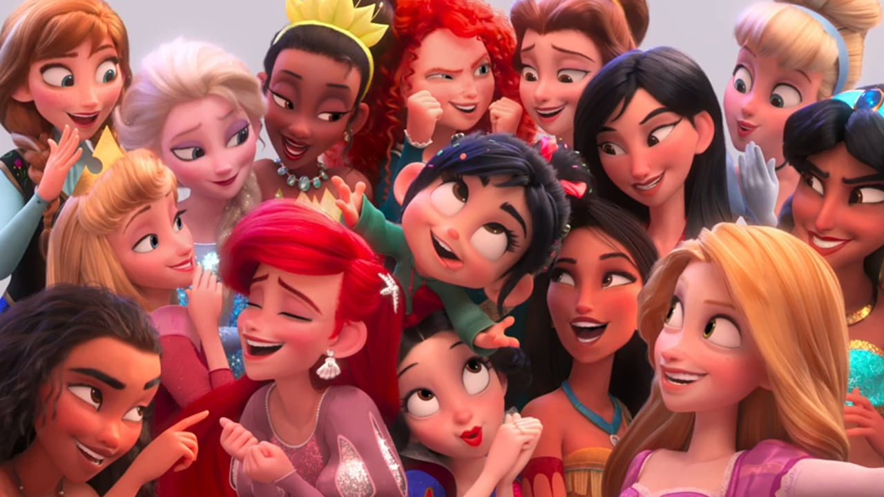 Disneys Ralph Breaks The Internet Gets A New Trailer And Poster-7555