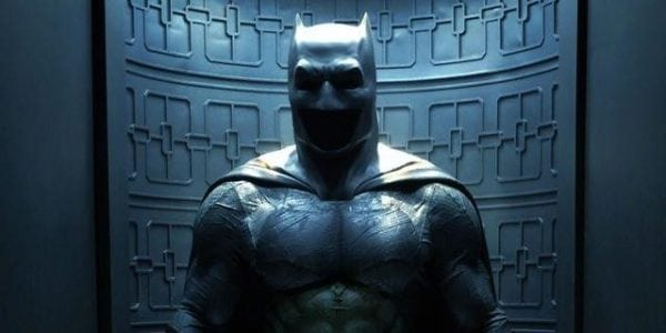 Ben Affleck hands over his cape to a new Batman