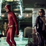 Barry and Nora suit up in new image from The Flash season 5