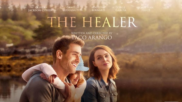 Exclusive clip from The Healer featuring Oliver Jackson Cohen and Kaitlyn Bernard