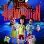 Trailer for animated adventure The Legend of Hallowaiian featuring Noah Schnapp, Mark Hamill and Vanessa Williams