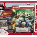 Transformers Trading Card Game announces first expansion deck Metroplex