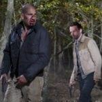 "Shane's The Walking Dead return to be ""heavy"" says Scott Gimple"