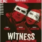Giveaway – Win Witness for the Prosecution on Blu-ray – NOW CLOSED