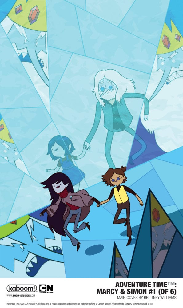 Adventure-Time-Marcy-and-Simon-1-595x1000
