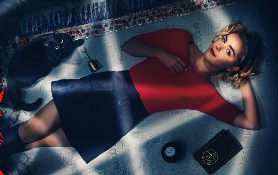 Chilling Adventures of Sabrina season 3 premiere date revealed with brief teaser