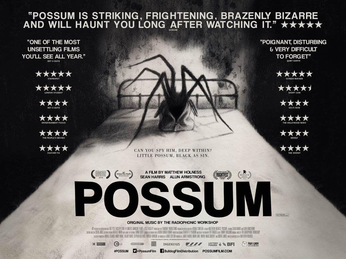Movie Review Possum 2018