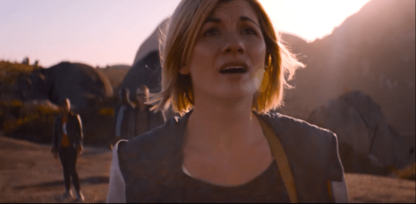 Trailer for Doctor Who Series 11 Episode 2 - 'The Ghost