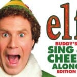 Elf celebrates its 15th anniversary with Buddy's Sing & Cheer Along Edition
