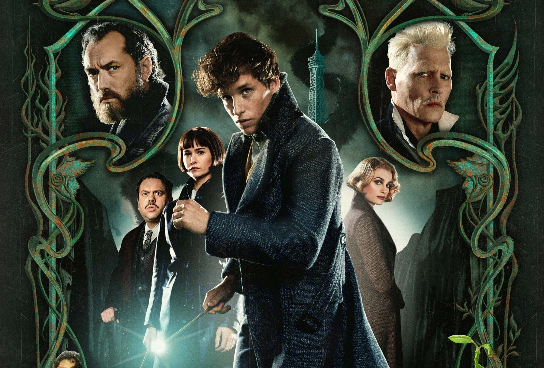 Fantastic Beasts The Crimes Of Grindelwald Streamcloud