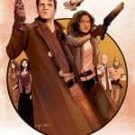 Boom! Studios reveals preview of Firefly #1 comic book