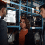 Watch a clip from tonight's episode of The Flash – 'Blocked'