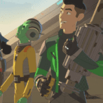 Sneak peek clip and images from Star Wars Resistance Season 1 Episode 4 – 'Fuel for the Fire'