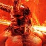 Hellboy footage description and New York Comic Con video interviews