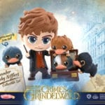 Fantastic Beasts: The Crimes of Grindelwald gets a series of Cosbaby collectibles from Hot Toys
