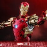 Iron Man Mark XLVI joins Hot Toys' Marvel Studios: The First Ten Years collection