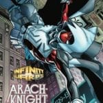 Preview of Infinity Warps: Arachknight #1