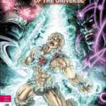 Preview of Injustice vs. Masters of the Universe #4